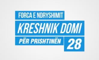Domi shpalos projektin për tokëzimin e kabllove të rrymës në Prishtinë