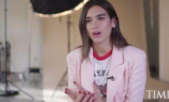 """Dua Lipa për """"Time"""": E reprezentoj Kosovën [video]"""