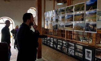 Në Mullirin e Haxhi Zekës hapet ekspozita e fotografisë Green Belt 2017