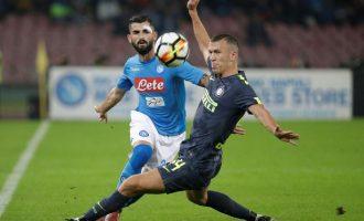 Hysaj shkëlqen kundër Interit