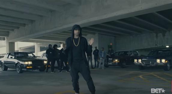 Eminem me këngë kundër Trumpit