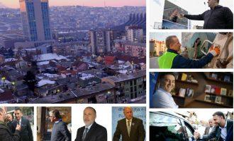 Ajri, mbeturinat dhe parkingjet – Beteja e tetë kandidatëve për Prishtinën