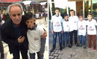 Kryetari i Fushë Kosovës shfrytëzon fëmijët për fushatë