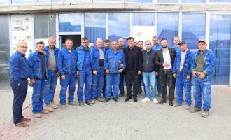 """Haziri: Kompania """"H Projekt"""" është storie e suksesit në Gjilan"""