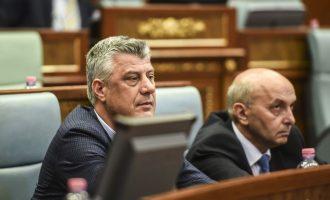 LDK fajëson presidentin se ia humbi 10 mijë vota në një komunë