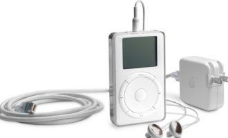 16 vite më parë Apple prezantoi iPod-in e parë