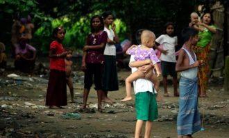 UNICEF: Ferr për fëmijët myslimanë refugjatë në Bangladesh