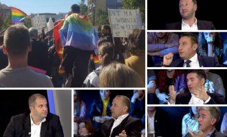 Të gjithë pro LGBTI – por ishin të zënë të merrnin pjesë në Paradë
