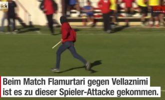 Vendimi i FFK-së për ndeshjen ku u sulmuan futbollistët e Vëllaznimit