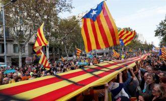 Katalanasit kërcënojnë Spanjën