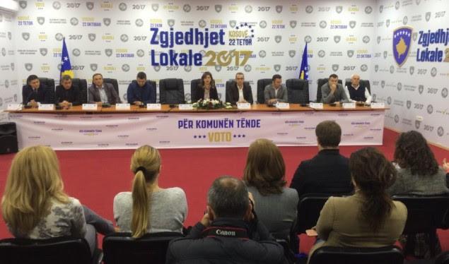 Anulohen 22 zarfe të fletëvotimit me kusht, një kuti në Prizren shkon në rinumërim