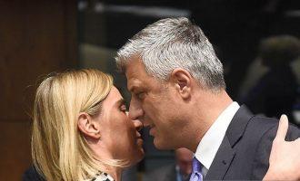 Si i solli Thaçi raportet Kosovë – BE në pikë kritike