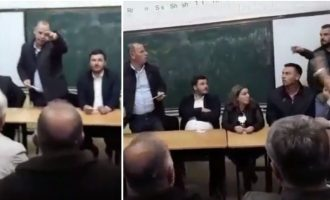"""Lladrovci reagon ndaj videos ku banorët e akuzojnë: """"E qove rrugën kah arat e tua"""""""