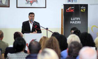 Haziri: E larguam depresionin ekonomik prej Gjilanit