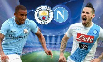 Man City – Napoli, formacionet e mundshme