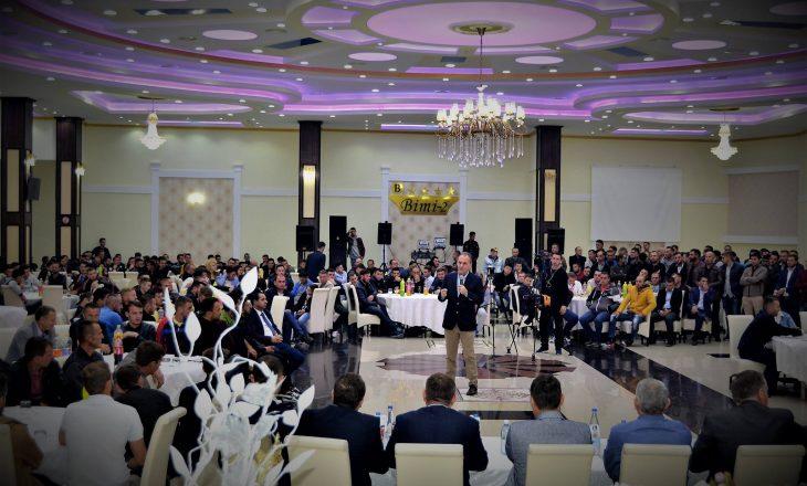 Limaj në Malishevë: T'i mbështesim ata që punojnë, sikurse kryetari Begaj