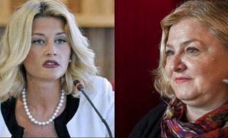 Rezultatet e exit-poll: Dy gratë që prijnë në dy komuna