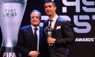 Perez pret që Ronaldo të pensionohet në Santiago Bernabeu