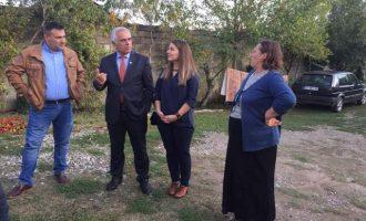 Baxhaku premton subvencione për banorët e Krushës së Vogël