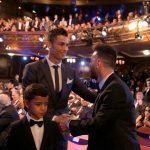 Ronaldo, futbollisti më i mirë në botë