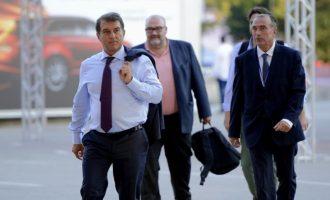 Skënderbeu nis bashkëpunimin me ish-presidentin e Barcelonës