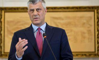 """Thaçi """"merr mandatin"""" nga ambasadorët e Kuintit për fazën e fundit të dialogut me Serbinë"""