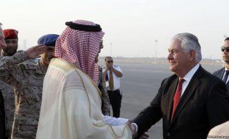 Tillerson ka marrë pjesë në takimin ndërmjet sauditëve dhe irakianëve