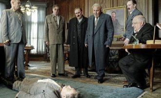 """""""Vdekja e Stalinit"""""""