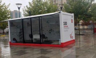 Vetëvendosje gjobitet me 7500 euro të tjera për kioskun