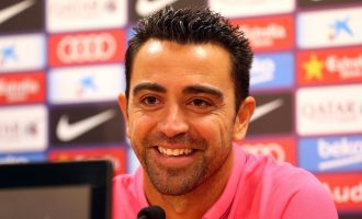 Xavi shpreh dëshirën e tij për trajner të kësaj kombëtareje