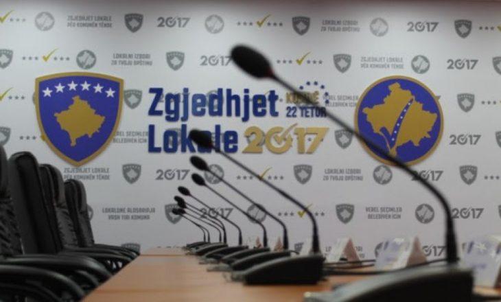 KZQ: Dalja e votuesëve deri në orën 11:00 është 6.90%