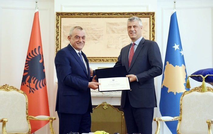 Goditja e dytë nga Shqipëria për idenë e Thaçit për liberalizimin e vizave