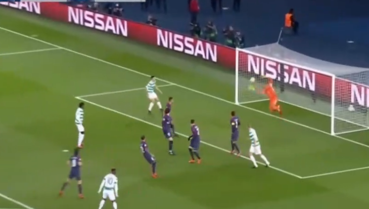 Ka gol në ndeshjen Paris Saint-Germain – Celtic [Video]