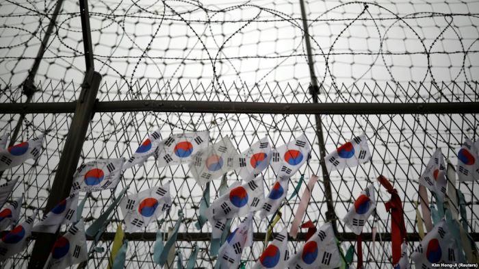 Trump e anuloi vizitën në zonën e çmilitarizuar ndërmjet dy Koreve
