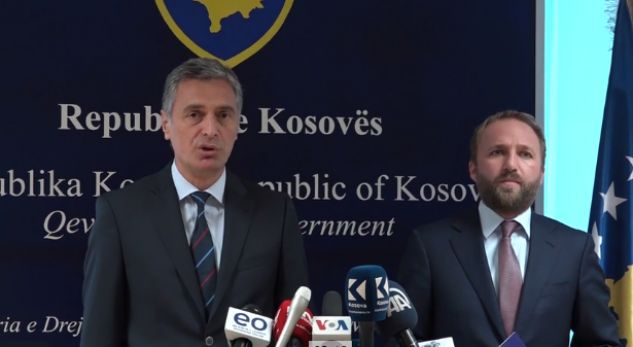 Tahiri tërheq Komisionin e Jurisprudencës për shkak të hetimeve ndaj Lumezit