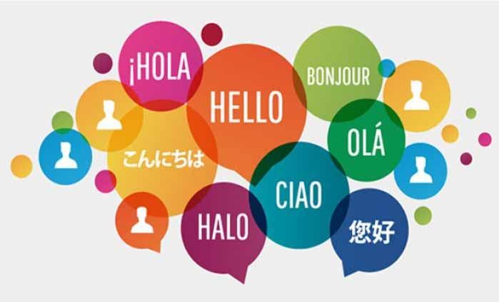 Shqiptarët, me diversitet gjuhësor