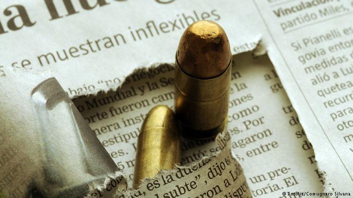 Jeta e rrezikshme e gazetarit