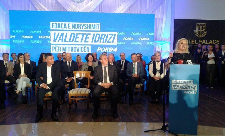 PDK refuzon ta pranoi exit polin, thotë se ka fituar në Mitrovicë