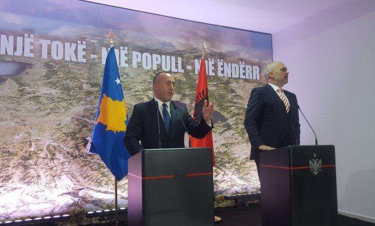 Haradinaj flet për Muze e Katedrale, kur pyetet nëse Thaçi i ka kërkuar llogari për demarkacionin