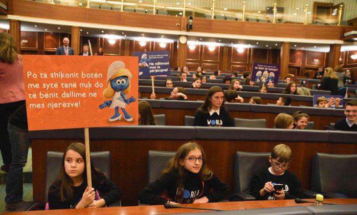 Veseli: Të drejtat e fëmijëve janë të drejtat më të rëndësishme në vendin tonë