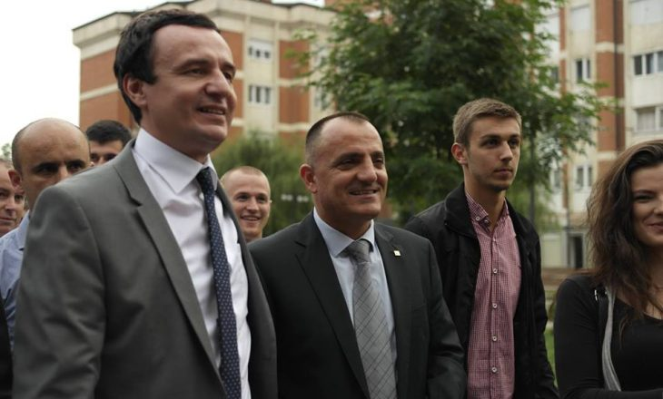 Vetëvendosje nuk e përjashton koalicionin me PDK-në në Podujevë