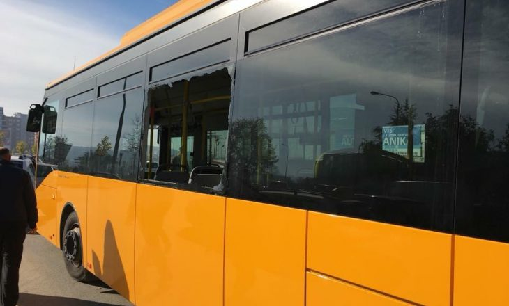 Ahmeti: Sot na e thyen edhe një autobus