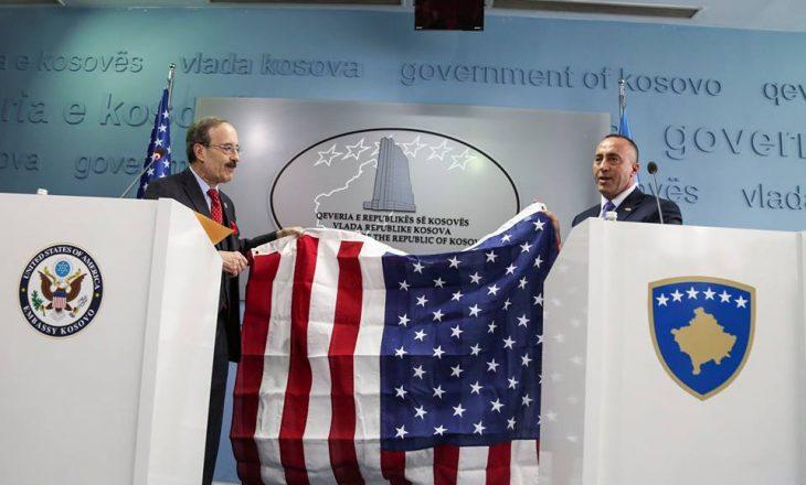 Haradinaj: Lidhja me Eliot Engel është një thesar