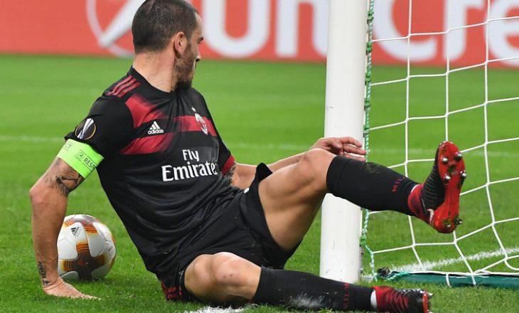 Çmendet Real Madrid, ofertë Milanit për të marrë Bonucci