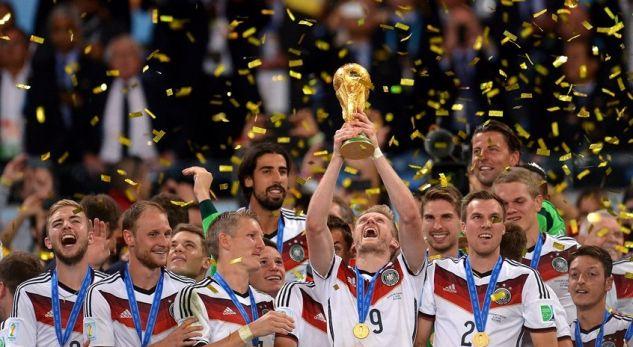 """""""Të gjithë duan ta mposhtin Gjermaninë"""""""