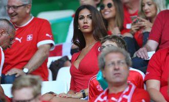 Gruaja e Xhemailit do të shkruajë një libër për sekretet e futbollit italian