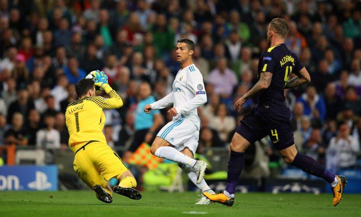 Formacionet zyrtare: Tottenham – Real Madrid
