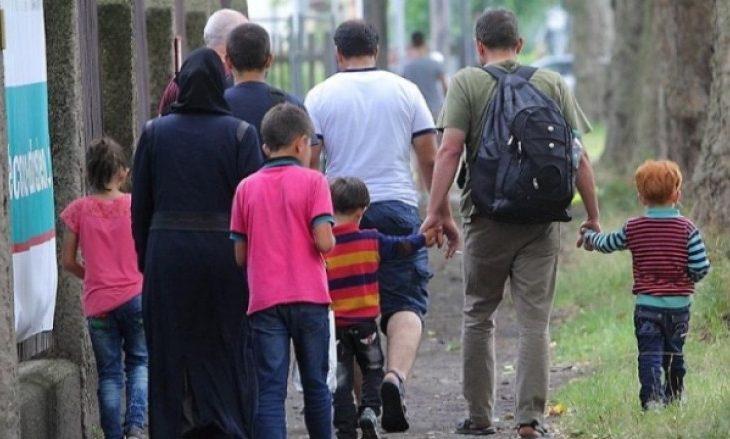 Bie numri i azil-kërkuesve kosovarë në Austri