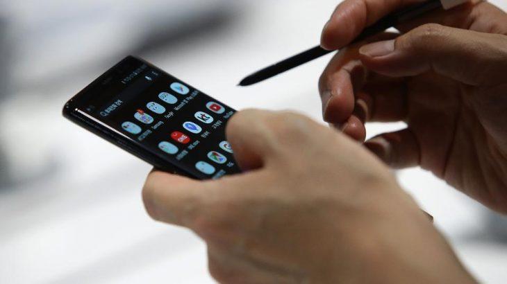 Galaxy Note 8 është telefoni i radhës Android që do të shitet nga dyqanet e Microsoft