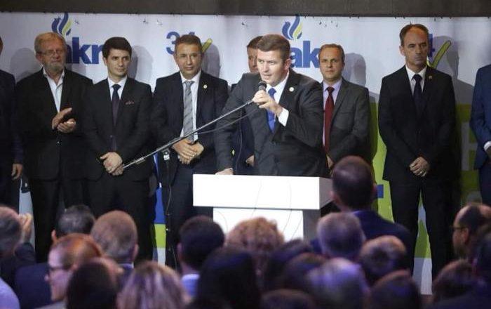 Koalicioni me LDK-në për balotazh i shkaktoi telashe AKR-së në Ferizaj